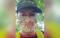 Un medic din Anglia a parcurs 35 de km cu masca pe față, ca să vadă dacă mai poate respira
