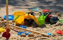 Grădinițele și pandemia. Autoritățile din Plovdiv au decis să oprească accesul copiilor la gropile cu nisip