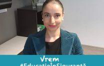 Andreea Ionescu: De ce nu îmi trimit copilul la școală