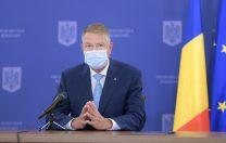 Iohannis: Dacă, Doamne ferește, crește numărul de persoane infectate, se poate apela la învățământul online sau la Săptămâna altfel