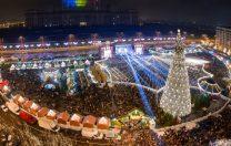 Nicușor Dan, despre Târgul de Crăciun din București: Puțin probabil ca Primăria să aloce bani