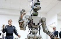 Robotul spațial FEDOR, retras de pe Twitter. A pârât doi foști cosmonauți că au consumat alcool