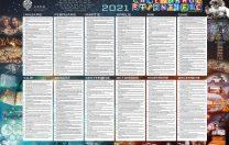 Calendarul Științific editat de ASUR a ajuns la a 11-a ediție