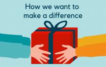 """""""Friends Beyond Borders"""", proiectul CONIL prin care copiii pot trimite un cadou unei persoane cu dizabilități"""