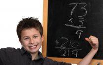Fiecare copil poate fi bun la matematică! 10 lucruri pe care elevii le pot exersa