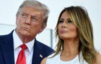 Donald și Melania Trump, pozitivi la testul COVID-19