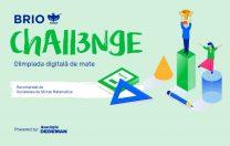 Brio anunță prima olimpiadă digitală de matematică din România