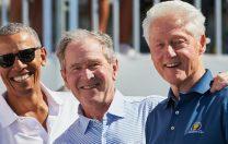 Barack Obama, George Bush și Bill Clinton se vor vaccina public, pentru a arăta că vaccinul e sigur