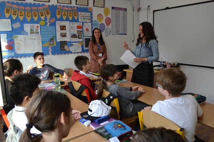școala internațională