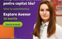 EXPLORE AVENOR – găsește școala potrivită pentru copilul tău!