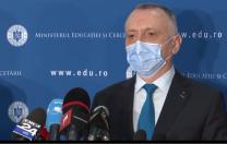 Cîmpeanu: Am semnat ordinul privind adaptarea la realități a examenelor naționale