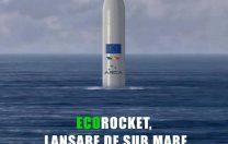 ARCA: Primul satelit românesc va fi lansat din Marea Neagră, cu ajutorul unei rachete