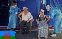 Nea Tacu, primul Bulibașă vaccinat împotriva COVID-19