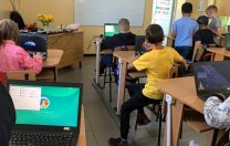 Proiect finalizat al unei asociații de părinți: prima clasă complet digitalizată din Sectorul 2, la Școala Ferdinand I