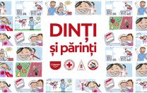 Crucea Roșie lansează pe Facebook un grup de educație stomatologică pentru părinți