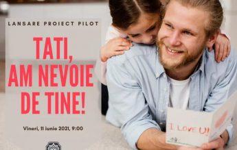 """Liceul Româno-Finlandez lansează proiectul pilot """"Tati, am nevoie de tine!"""""""