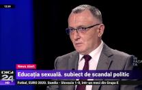 Cîmpeanu: Elevii ar trebui înscriși din start la orele de educație sexuală. Dacă nu sunt de acord, părinții să îi poată retrage