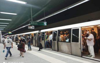 PET=BILET, campanie Metrorex: Cartelă de metrou în schimbul a cinci deşeuri