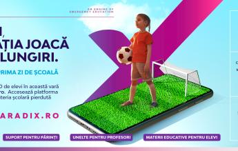 Narada lansează platforma gratuită Naradix, care ajută până la 100.000 de elevi să recupereze materia pierdută în pandemie