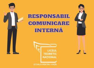 Responsabil Comunicare Internă