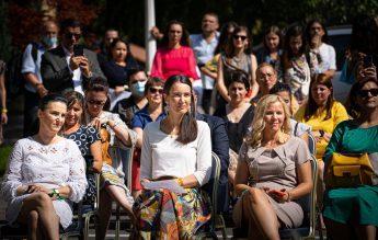 """Școala Regală din Sectorul 1 a fost inaugurată. Este destinată pregătirii elevilor de la Colegiul """"George Enescu"""""""