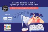 Editura Gama lansează Super Dys – Ce este dislexia și cum îi ajutăm pe copii să învețe ușor